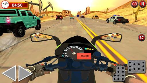 Superheroes Traffic Line Rider apkmr screenshots 1