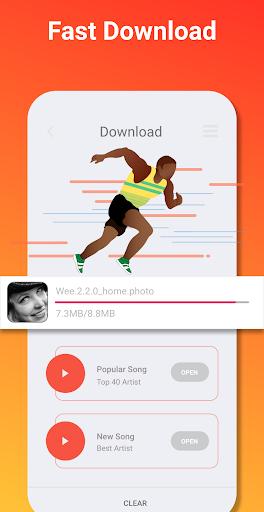U Browser : Free Indian Browser, Turbo Browser  screenshots 2