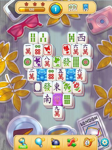Mahjong City Tours: Free Mahjong Classic Game  screenshots 7