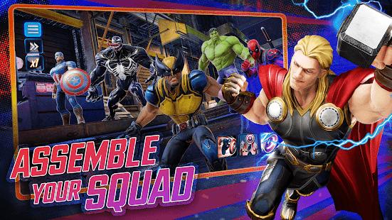 MARVEL Strike Force: Squad RPG 5.7.1 Screenshots 2