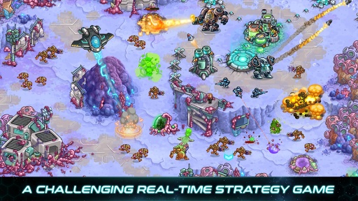 Iron Marines: RTS Offline Real Time Strategy Game 1.6.3 screenshots 15