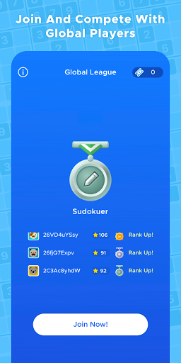 Sudoku Daily - Free Classic Offline Puzzle Game 1.10.0 screenshots 4