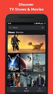 Showly 2.0 - Open Source TV Shows & Movies Tracker 3.3.5