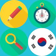 Korean Word Search Game