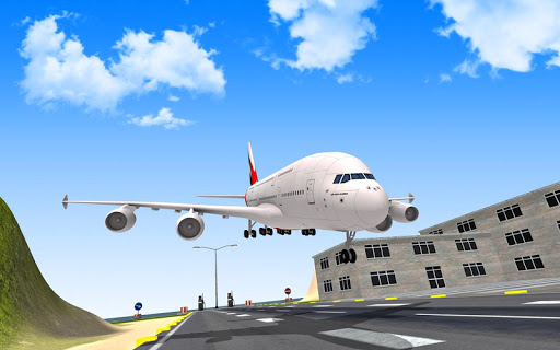 Airplane Fly 3D : Flight Plane 3.7 screenshots 14