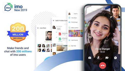 imo beta free calls and text apktram screenshots 1