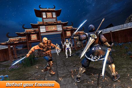 Superhero Ninja Sword Shadow Assassin Fight Mod Apk (Unlimited Points) 9