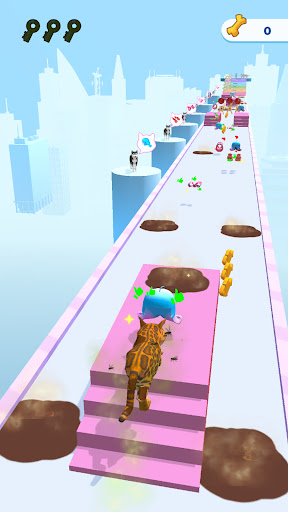 Cats run 3D apkdebit screenshots 7