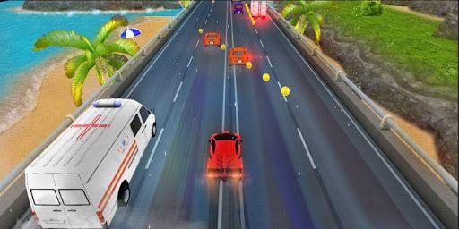 Code Triche Super Highway Racing Game 2020 apk mod screenshots 2