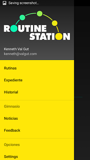 routine station screenshot 2