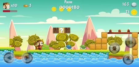 Super Monkey : mario king screenshot thumbnail