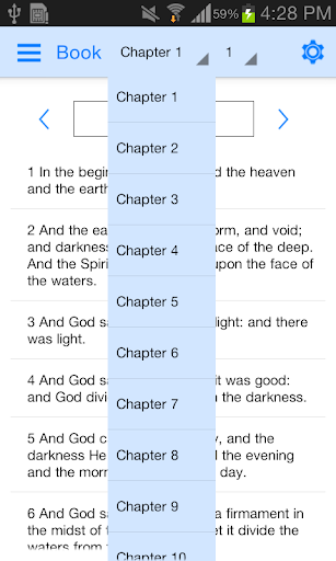 Holy Bible Offline 3.6 Screenshots 20