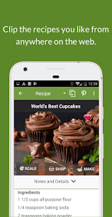 ChefTap: Recipe Clipper, Planner and Grocery List Screenshot