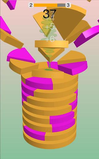 Stack 3D Balls apktreat screenshots 1