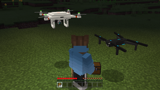 Drone Mod For Minecraft PE 2.2 screenshots 1