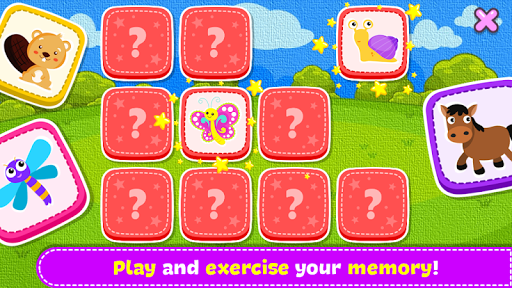 Coloring & Learn Animals - Kids Games 1.18 screenshots 5