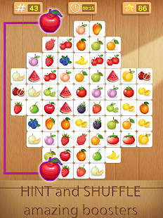 Tile Connect - Onet Animal Pair Matching Puzzle