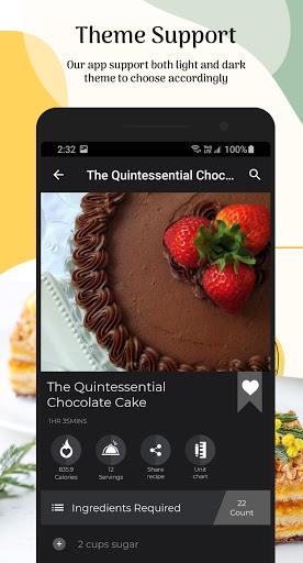 Cake Recipes 26.6.0 Screenshots 4
