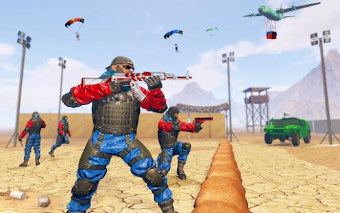 Counter Attack Gun Strike: FPS Shooting Games 2021 1.8 Screenshots 6