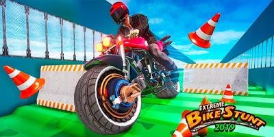 Extreme Bike Stunt Games: Mega Ramp Stunts Game