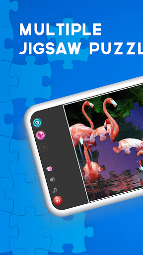 Jigsaw Free - Popular Brain Puzzle Games 4.9 screenshots 4