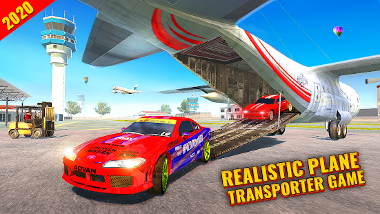Airplane Pilot Car Transporter: Airplane Simulator screenshots 7