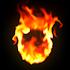 Magic Flames Free - fire live wallpaper simulation
