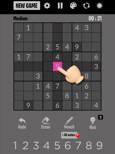 Sudoku 2021 2.4 screenshots 12