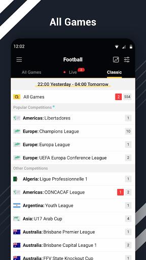 Bee Sports u2013 Football live scores apktram screenshots 7
