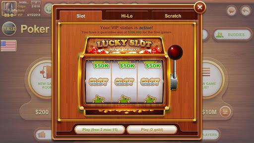 Poker Forte u2013 Texas Hold'em Poker Games  screenshots 6