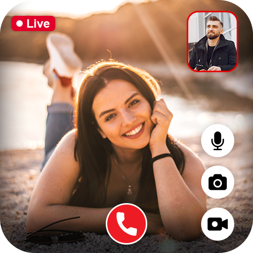 Live Video Chat with Video Call