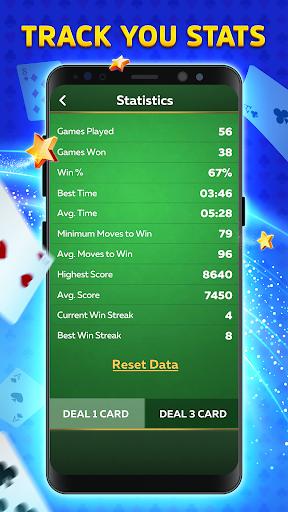 Solitaire Play u2013 Classic Klondike Patience Game screenshots 5