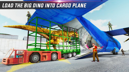 Dino Transport Truck Games: Dinosaur Game 1.6 screenshots 13