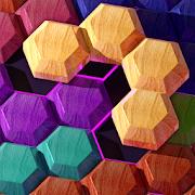 Block Puzzle Hexa Wood - Classic free puzzle