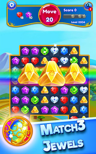 Switch Jewels Match 3: Adventure  screenshots 5