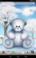 Christmas & Winter Teddy Lite