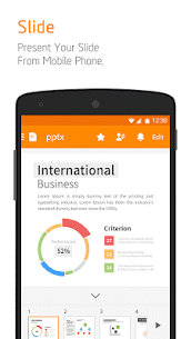 Polaris Office MOD (Pro Unlocked) APK for Android 4