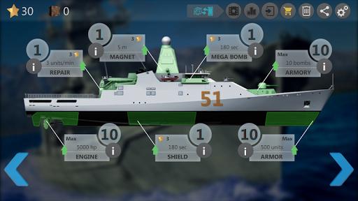 Sea Battle : Submarine Warfare 3.3.2 screenshots 8