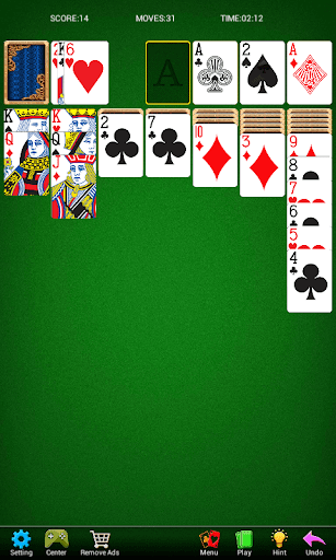 Solitaire Card Games HD screenshots 1