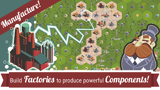 Rocket Valley Tycoon - Idle Resource Manager Game Screenshot