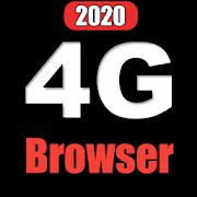 4G Browser - Internet Browser