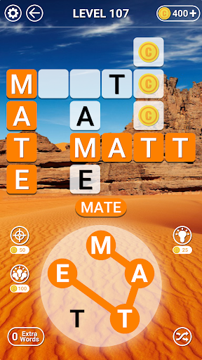 Word Cross Puzzle  screenshots 3