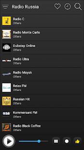 Russia Radio Stations Online - Russian FM AM Music
