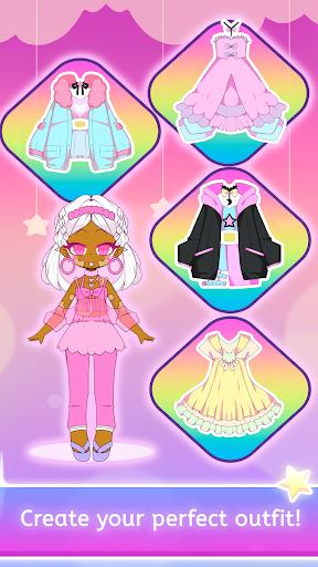 Mimistar - Pastel chibi doll girl dress up maker  screenshots 3