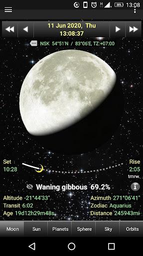 Daff Moon Phase  screenshots 1