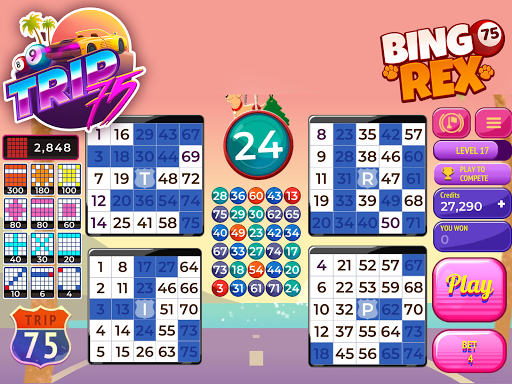 Bingo Rex - Your best friend - Free Bingo modavailable screenshots 15