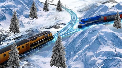 City Train Simulator 2021 New – Offline Train Game 4 screenshots 1