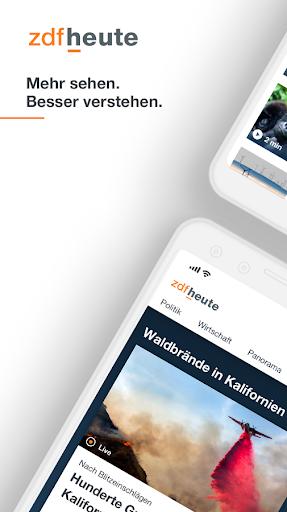 ZDFheute - Nachrichten  screenshots 1