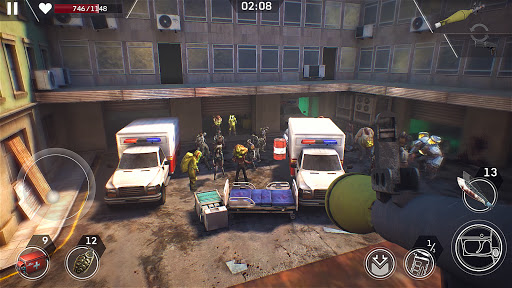 Left to Survive: Dead Zombie Survival PvP Shooter 4.3.0 screenshots 2