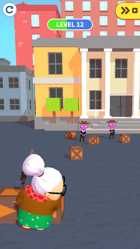 Granny Games: Spy Shoot Master Fight for Survival!  screenshots 1